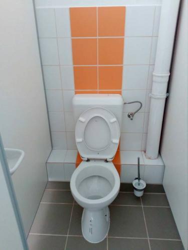 Felújított WC-k