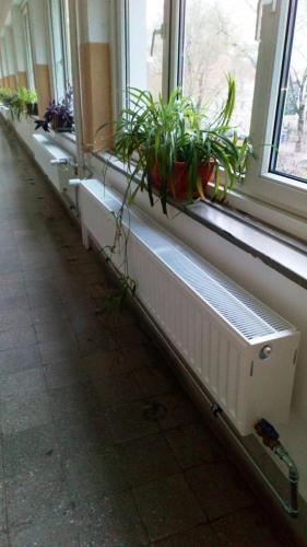 Új radiátorok