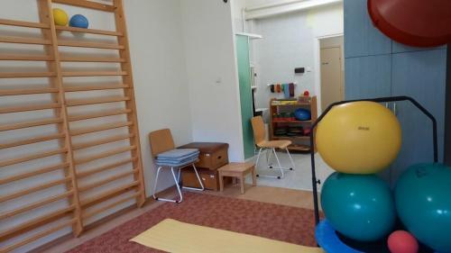 mozgásfejlesztő szoba